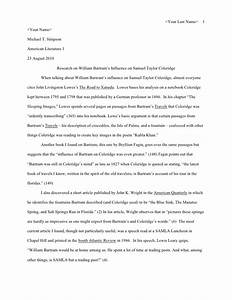 04 Sample Research Summary Paper