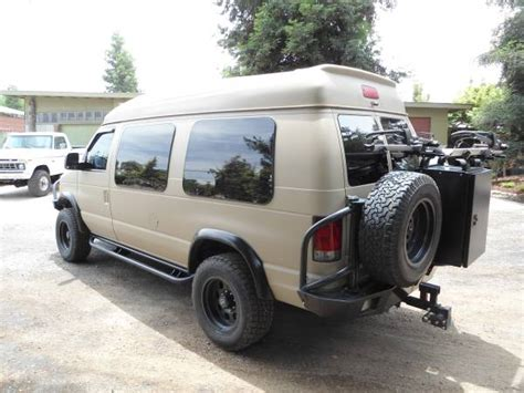 rvs  ford  conversion  sale  owner
