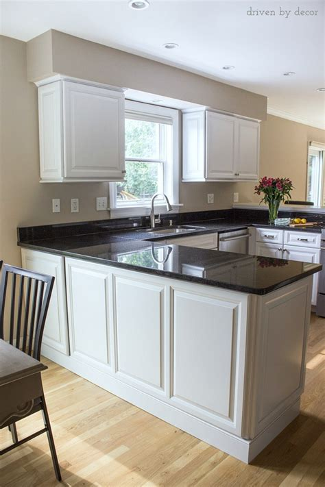 Budget Kitchen Island Ideas by Kitchen Cabinet Refacing Our Before Afters Driven By