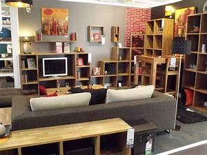 Style Deco Salon : d co salon style loft exemples d 39 am nagements ~ Zukunftsfamilie.com Idées de Décoration