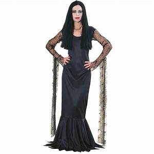 Addams Family Morticia Addams Halloween Costume ...