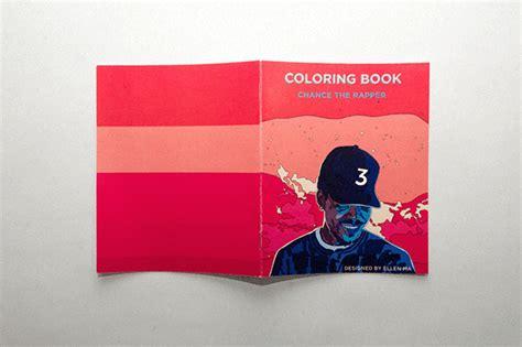 Chance The Rapper Coloring Book On Saic Portfolios