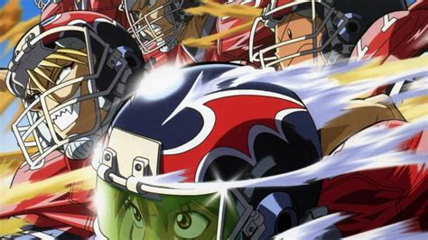 eyeshield  regarder anime complet en  vf