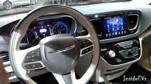 2016 Chrysler Pacifica Interior