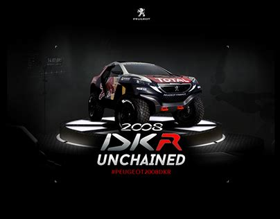 siege social blachere peugeot dakar 2008dkr unchained on behance