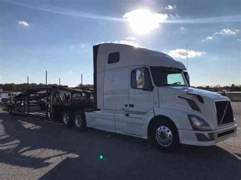 brand new volvo semi truck volvo vnl670 2015 sleeper semi trucks