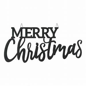 Holiday, Time, Merry, Christmas, Indoor, Outdoor, Hanging, Sign, Decoration, 35, U0026quot, X, 16, U0026quot