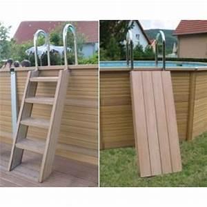 Piscine Hors Sol Composite : piscine bois composite jardiloisirs ditributeur zodiac ~ Dode.kayakingforconservation.com Idées de Décoration