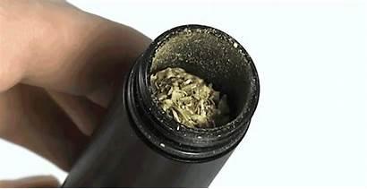 Grinder Herb Weed Pen Dispensing Grinding Dry