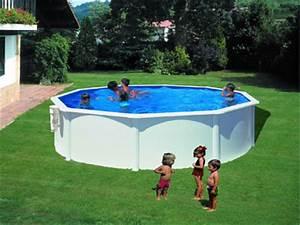 best piscine autoporte ou tubulaire comment choisir sa With amenagement autour d une piscine hors sol 11 terrasse en bois composite timbertech terrain