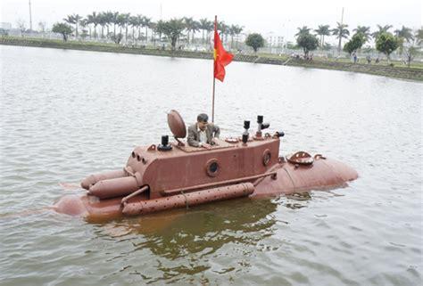 German U Boat Niagara Falls by Will Produce 300 Mini Submarines For Thailand And