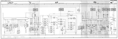 1990 Toyotum Supra Engine Diagram by Supra Harness Diagram Wiring Diagram