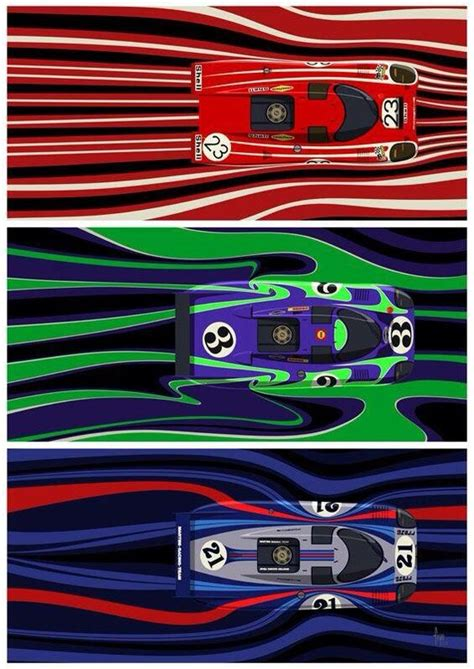 porsche 917 art porsche on pinterest