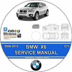 Service Manual  2008 Bmw X6 Engine Diagram Or Manual