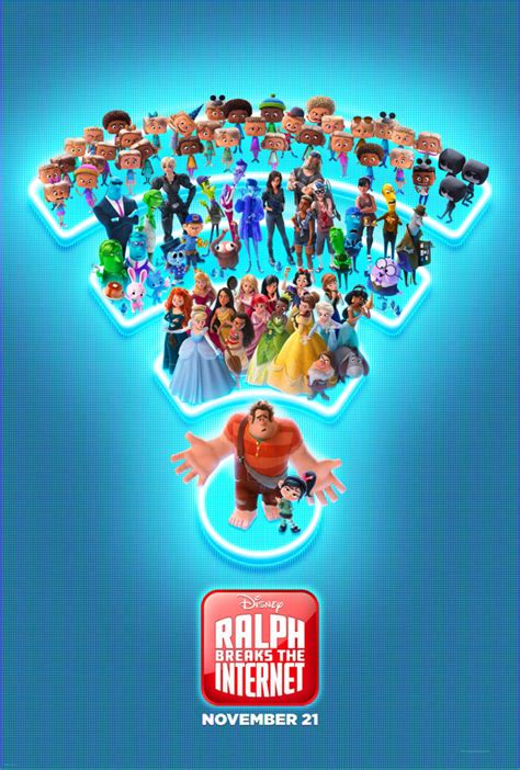 RALPH BREAKS THE INTERNET - New Trailer & Poster Now ...