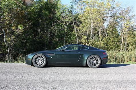Aston Martin British Racing Green Vantage