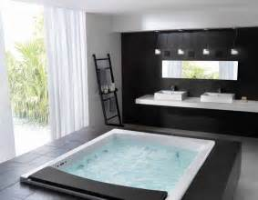 Large Bathroom with Whirlpool Tub