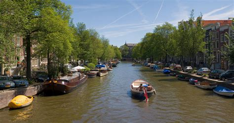 Amsterdam Boat Rental Life In A State Of Wanderlust