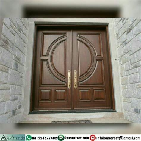 model pintu rumah type  desain pintu rumah modern