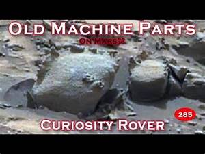 Tools & Machine Parts Scattered Across The Martian ...