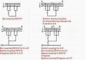 Circuit Configurations  Single Line Diagrams  For Hv And