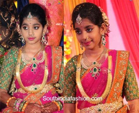shriyas  saree function south india fashion
