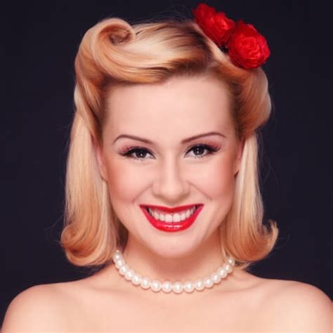 Simple 50s Hairstyles by Tap Into That Retro Glam With These 50 Pin Up Hairstyles