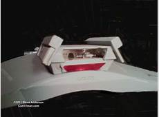 Steve Andersen's Klingon Battle Cruiser – CultTVman's