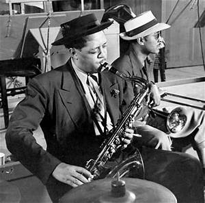 Lester Young Page