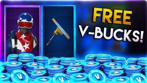 fortnite v bucks free working 6th february free vbucks and items glitch in