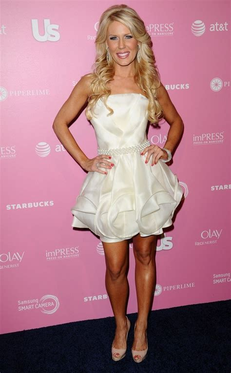gretchen rossi strapless dress gretchen rossi
