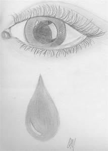 crying eye by cagedspirit on DeviantArt