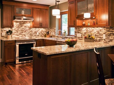 kitchen tile idea earth tone colors kitchen decorating homestylediary 3259