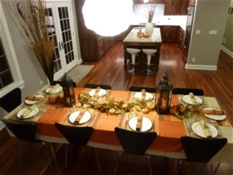 thanksgiving tablescape ideas  tips normandy remodeling