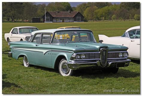 1959 Edsel Ranger Review!- The Biggest Failure in ...