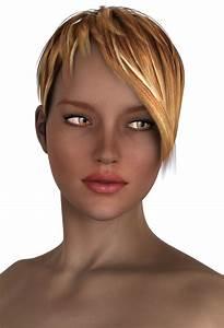 Coupe Cheveux Asymétrique : images de blonde avec une coupe de cheveux asym trique ~ Melissatoandfro.com Idées de Décoration