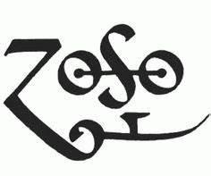 Led Zeppelin Symbols Tattoo Idea | Tattoos | Music tattoos ...