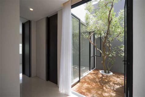 desain taman rumah minimalis  lahan sempit