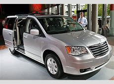 Chrysler Grand Voyager 2009 Road Test Road Tests