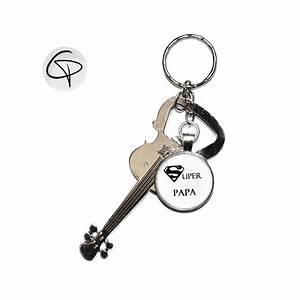 Porte Clé Super Papa : porte cl d capsuleur original pour les papas fan de musique ~ Melissatoandfro.com Idées de Décoration