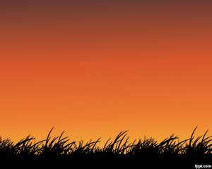 grassland powerpoint template