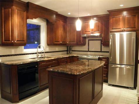 armoire de cuisine en kit armoire de cuisine classique en bois avec comptoir de