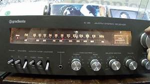 O Rei Do Som - Receiver Gradiente S-95