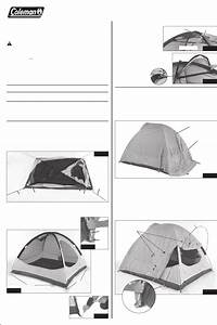 Coleman Tent 2000001590 User Guide