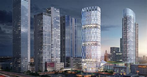 Coming to Paramount Miami Worldcenter: 45 story Class A