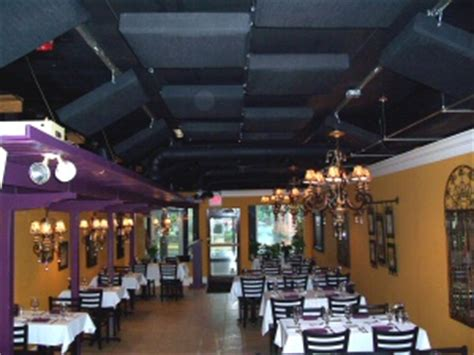 How To Make A Restaurant Sound On A Resume by Reducing Restaurant Noise With Acoustic Panels Ats Acoustics