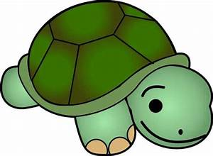 Cute Turtle Clipart - Clipart Suggest