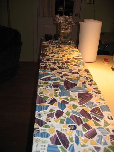 how to lay tile in a kitchen 68 best images about mosaic walkway on gardens 9472