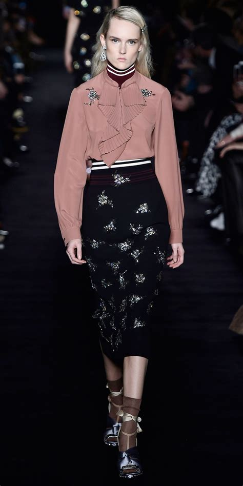 Milan Fashion Week Trend Alert: The Power of the Pencil ...