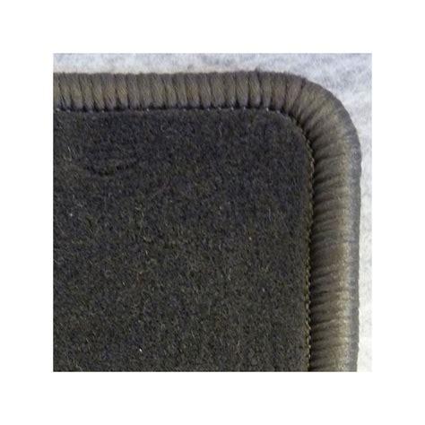 tapis auto avants sur mesure en moquette velours